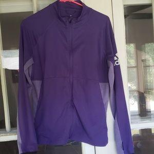 2/$22 Adidas Climalite Zip Up Jacket